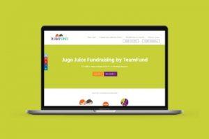 TeamFund Website Development