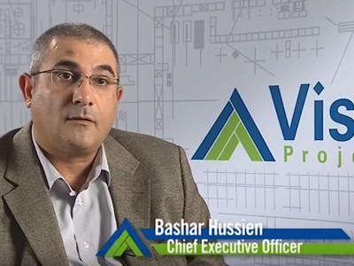 CEO Bashar Hussien Vista Projects | Turkey Burg Creative