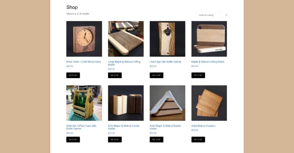 Bellows Design Website