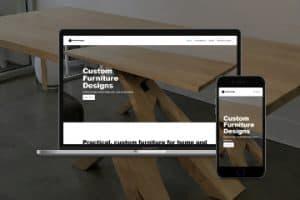 Bellows Design Website Development