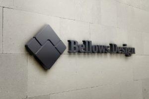 Bellows Design Identity Development