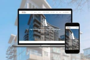 Skyline Engineered Aluminum website development