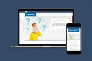 VistaNET intranet development